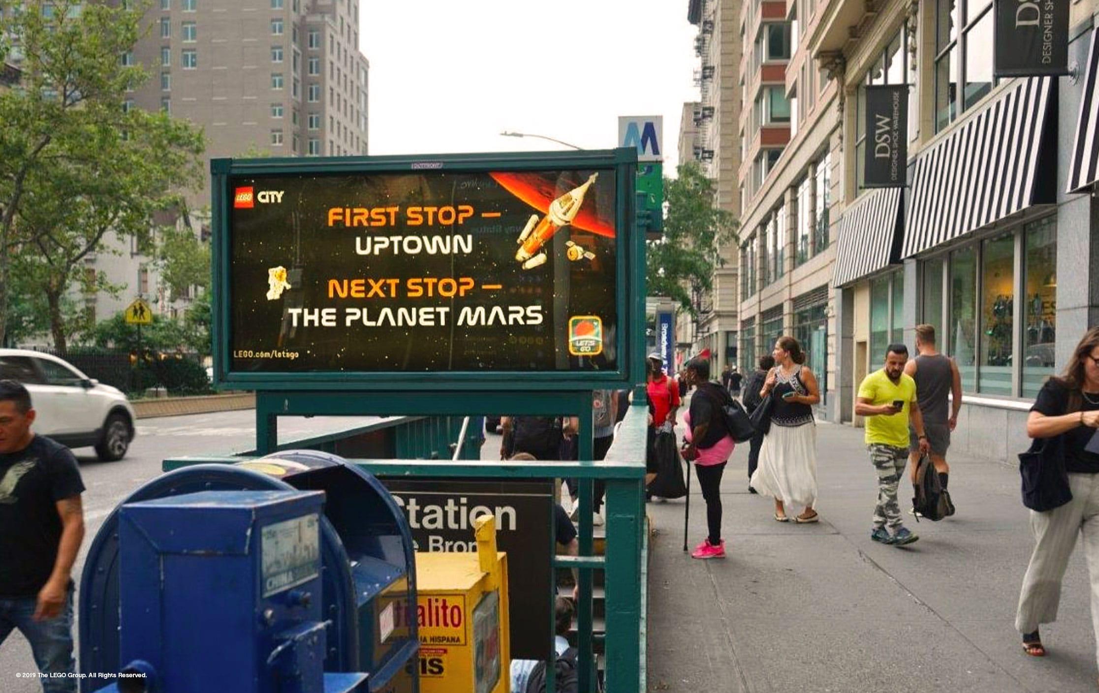CITY Space Takeover: MS, Joe Galluccio, Rachel Lareau, Laura Cooney, SGS